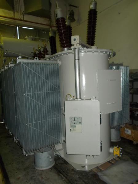 25 Mva Transformer 69kv Oil Immersed 3 Phase Transformer
